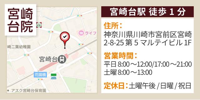宮崎台駅 徒歩1分
